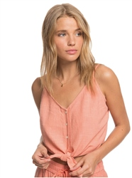 Roxy Tiny Mutinies Top - Orange