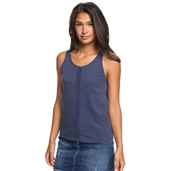 Roxy Flying Dove Vest - Mood Indigo