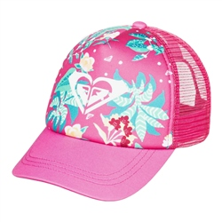 Roxy Sweet Emotions Trucker Cap - Pink Flambe