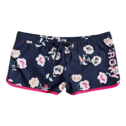 Roxy Lets Get Salty Shorts - Mood Indigo