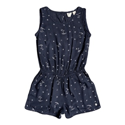 Roxy So Excited Playsuit - Mood Indigo