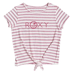 Roxy Some Love T-Shirt - Snow White