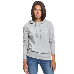 Roxy Eternally Yours Terry Hoody - Heritage Heather