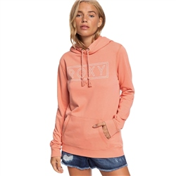 Roxy Eternally Yours Terry Hoody - Terra Cotta