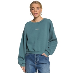 Roxy Sunset Sweatshirt - North Atlantic