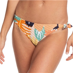 Roxy Swim The Sea Modern Bikini Bottoms - Peach Blush