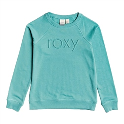 Roxy Someone Like You Emboss Sweatshirt - Canton