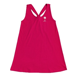 Roxy Color Sky Dress - Cerise