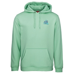 Santa Cruz Not A Dot Hoody - Mint