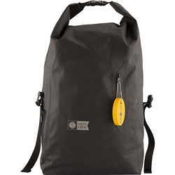 Salty Crew Covert Roll 32L Backpack - Black
