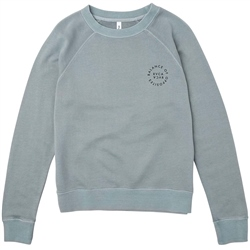 RVCA Circle Sweatshirt - Lead