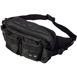 RVCA Waist Pack Deluxe Bumbag - Black