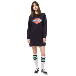 Dickies Benham Sweatshirt Dress - Dark Navy