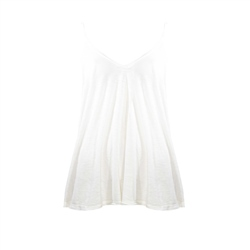 Free People Sandy Vest - White