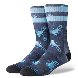 Stance Fear Factor Socks - Black