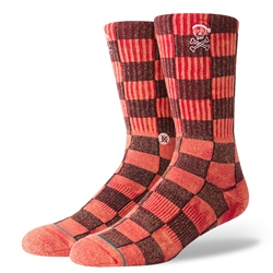 Stance Santarchy Socks - Red