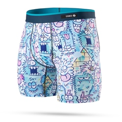 Stance Monster Boxers - Blue