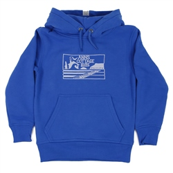 ACS Clothing Boys Corp Hoody - Blue