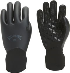 Billabong 3mm Furnace Wetsuit Gloves - Black
