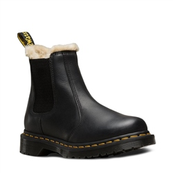 Dr Martens 2976 Leonore Wyoming Boots - Black