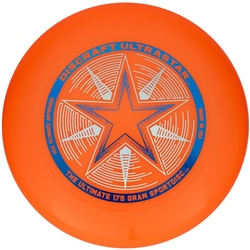Discraft Ultrastar Sports Disc - Orange