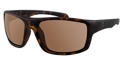 Dirty Dog Axle Polarised Sunglasses - Multi & Brown