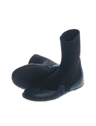 C-Skins Legend Junior 3.5mm Wetsuit Boots - Black & Ocean