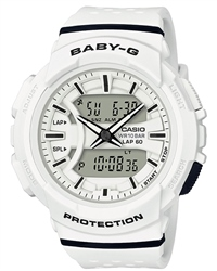 Casio Baby-G Watch - White & Black