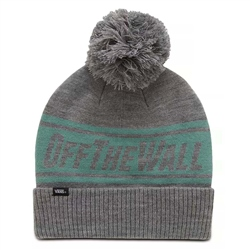 Vans Off The Wall Beanie - Grey