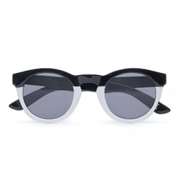 Vans Lolligagger Sunglasses - Black & White
