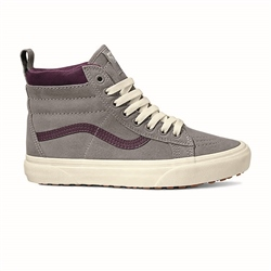 Vans Sk8 Hi Shoes - Frost Grey