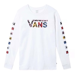 Vans Wyld Tangle T-Shirt - White