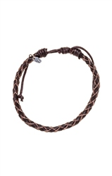 Classics77 Rolling Stone Bracelet - Brown