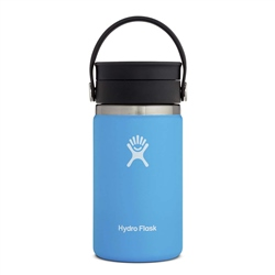 Hydro Flask Wide Mouth Coffee Flex Sip Lid 12oz Bottle - Pacific