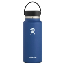 Hydro Flask Wide Mouth with Flex Cap 2.0 32oz Bottle - Cobalt