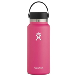 Hydro Flask Wide Mouth with Flex Cap 2.0 32oz Bottle - Watermelon