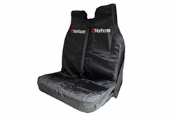 Northcore Double Seat Cover - Black