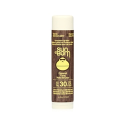 Sun Bum Sunscreen Lip Balm SPF30 - Coconut