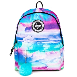Hype Cloud Hues 18L Backpack - Blue & Purple