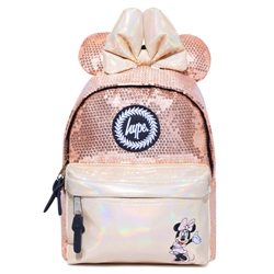 Hype Disney Minnie Glam Mini Backpack - Pink