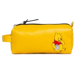 Hype Disney Pooh Hunny Pencil Case - Yellow
