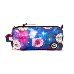 Hype Donut Space Pencil Case - Blue