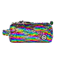 Hype Rainbow Sequin Pencil Case - Multi