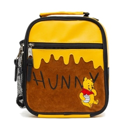 Hype Disney Pooh Hunny Lunch Box - Yellow & Brown