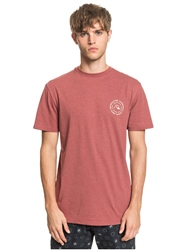 Quiksilver Rolling On T-Shirt - Apple Butter