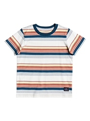 Quiksilver Maio Boarder T-Shirt - Redwood