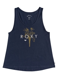 Roxy Closing Party Vest Top - Mood Indigo