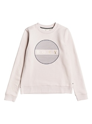 Roxy Eternally Sweatshirt Shirt - Peach Blush