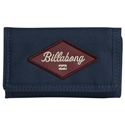 Billabong Walled 600D Wallet - Navy
