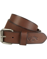 Billabong Daily Leather Belt - Brown
